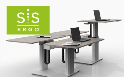 SiS Ergo OFFICE elements: exclusief distributeur voor SiS Ergo in de Benelux!