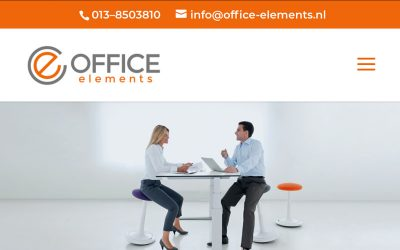 Nieuwe website en huisstijl OFFICE elements B.V.