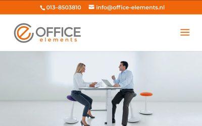 Nieuwe website en huisstijl OFFICE elements B.V.
